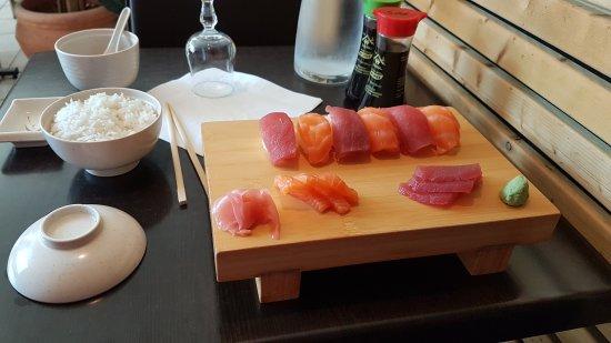Restaurant Sushi Bordeaux St Catherine