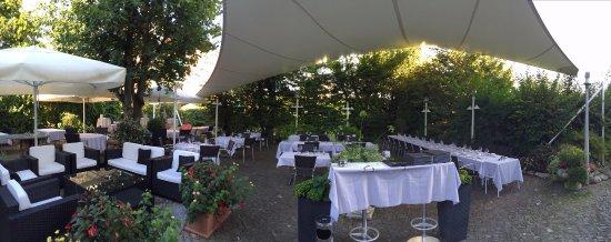 Doktorhaus Wallisellen Restaurant Garten