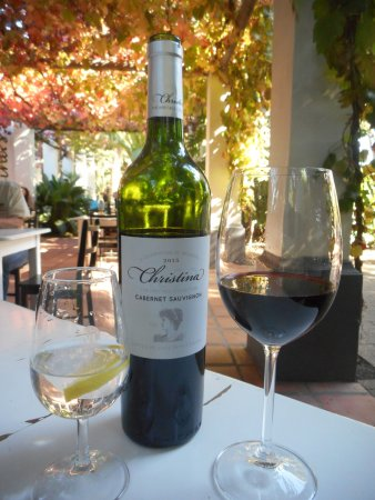 Robertson, South Africa: Outstanding wine!