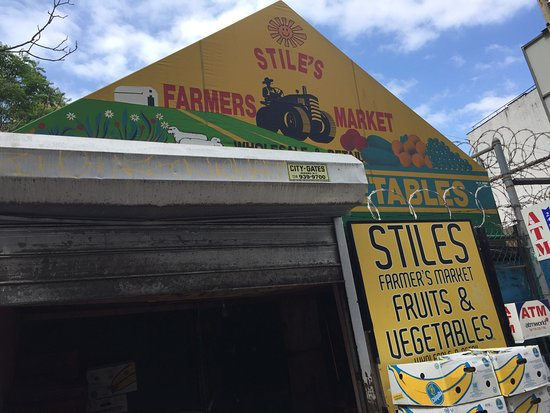 Stiles Farmers Market