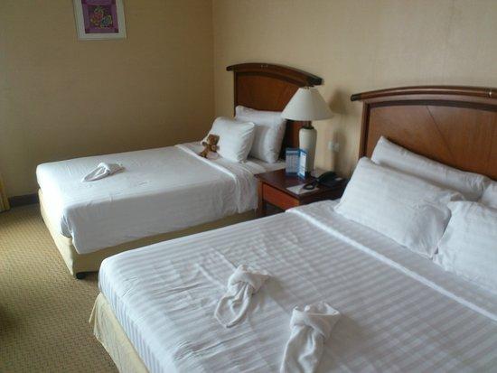Baiyoke Sky Hotel: Rum