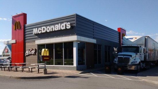McDonald's: Photo du 7 juin 2017