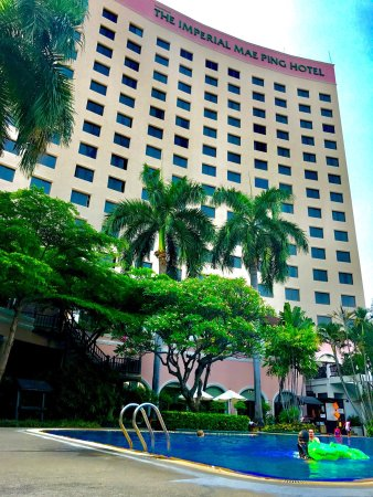 The Imperial Mae Ping Hotel Booking