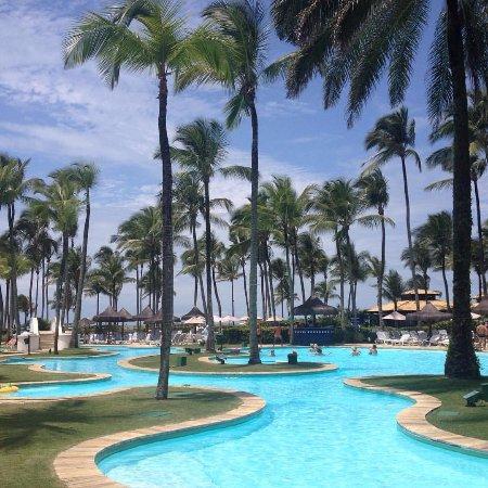 Hotel Transamerica Ilha de Comandatuba: pisicna sensacional