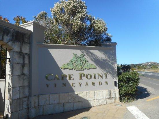 Noordhoek, แอฟริกาใต้: Entrance
