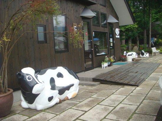 Matsubokkuri: 牛のイス