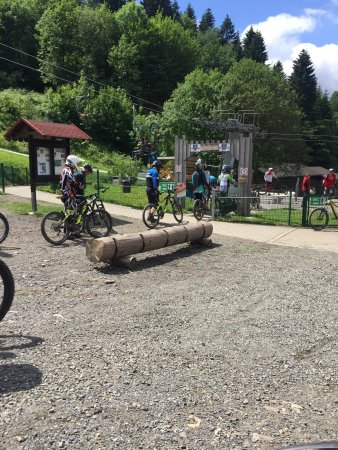Sankt Andreasberg, Alemania: Bikepark Juni 2017