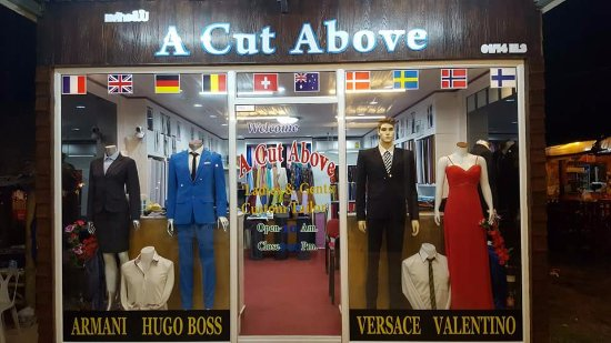 A Cut Above Tailor