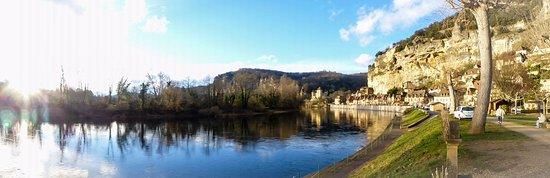 La Maison d Hotes d'Anne Fouquet : Village de La Roque-Gageac