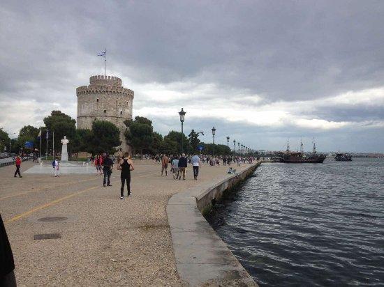 White Tower of Thessaloniki: Τελεια