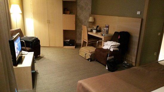 Rixwell Elefant Hotel: חדר המלון - מרווח ומאובזר