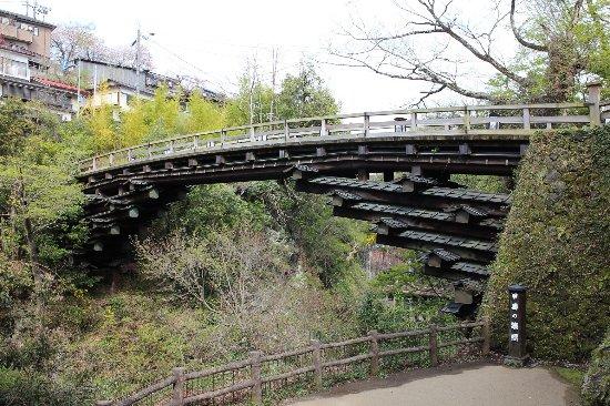 Otsuki, Japan: 猿橋