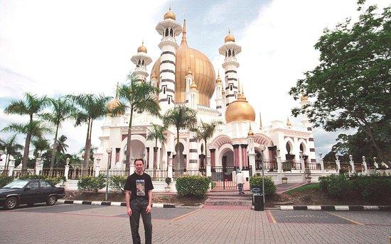 Malaysia Kuala Kangsar Masjid Ubudiah Mosque