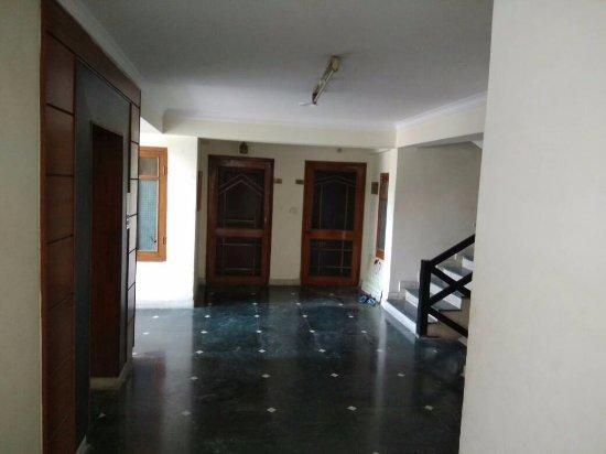 Hari Mahal Palace: common area