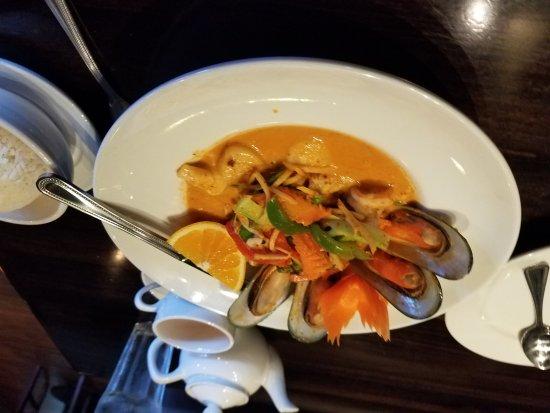 Cornelius, NC: Thai House Favorite Seafood