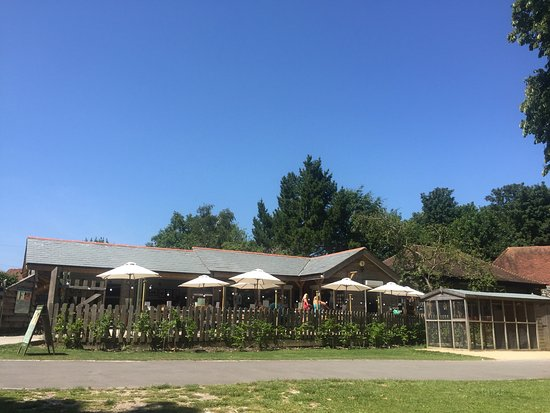 Priory Park Cafe Chichester