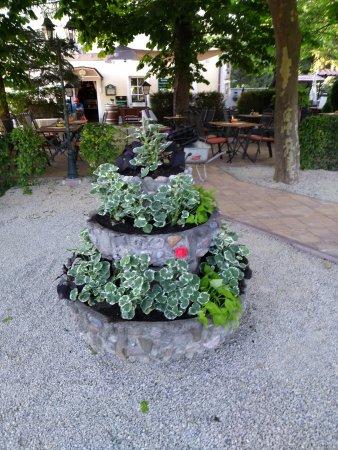Mayerling, Austria: Garten