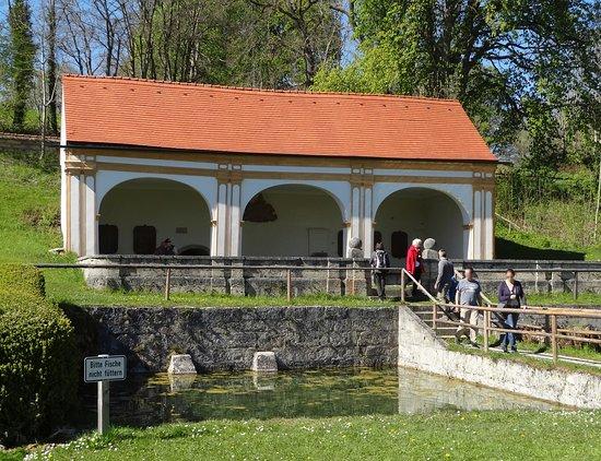 Historisches Brunnenhaus