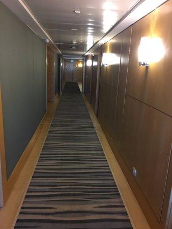 SANA Malhoa Hotel : Corridor