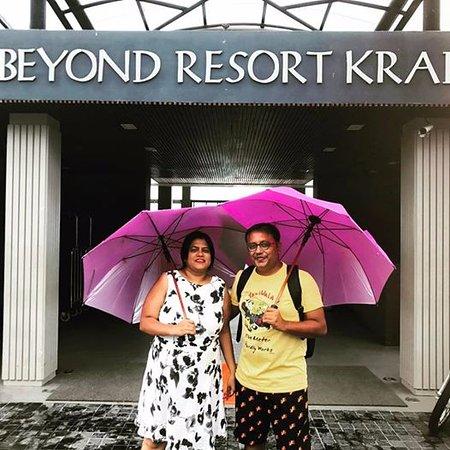 Beyond Resort Krabi: Beyond Krabi Resort Entrance