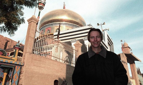 Pakistan Rohri Imam Bargah-e Hussain Mosque Kasr E Zainab