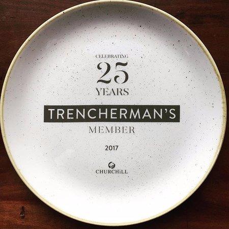 Corsham, UK: Trenchman's Guide Members