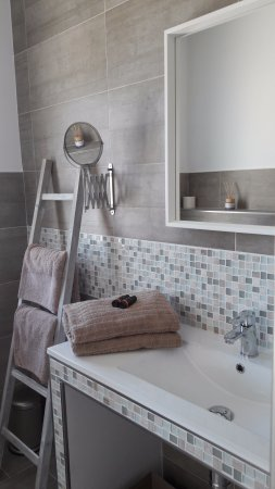Arenas, Spanien: Badkamer - kamer 3
