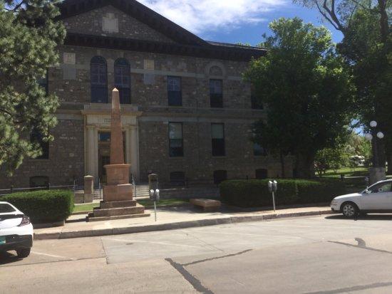 Santiago E Campos United States Courthouse