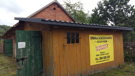 Escape Room Guciow - Obora Bimbrownika