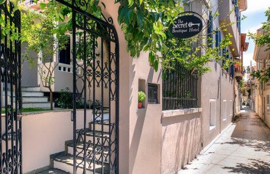 The Secret Boutique Hotel