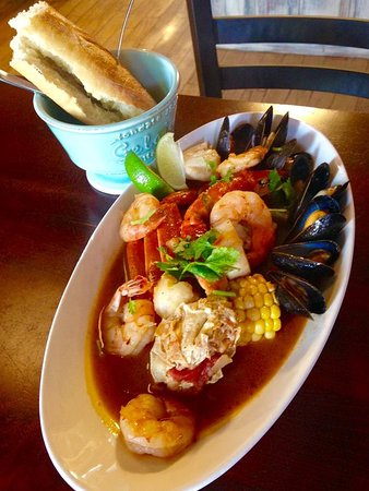 Perth, Kanada: Spanish Seafood Stew