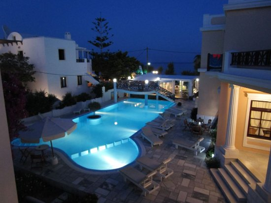 Mediterranean Beach Hotel Santorini Tripadvisor