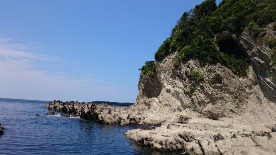 Nusuttogari Cliff