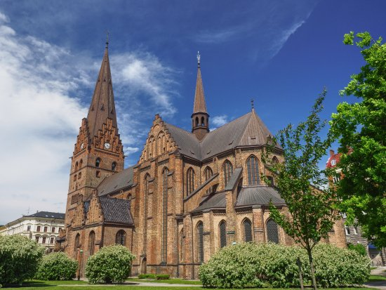 S:t Petri kyrka - Malm stad