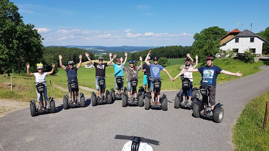 Crosstours.at - Segway & E-Mountainbike Touren & Verleih