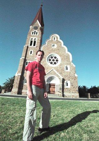 Виндхук, Намибия: Namibia Windhoek Christ Church