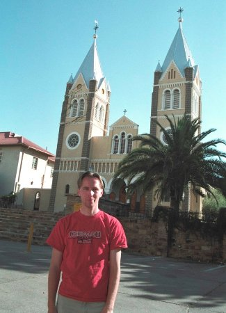 Виндхук, Намибия: Namibia Windhoek St Marien Catholic Church