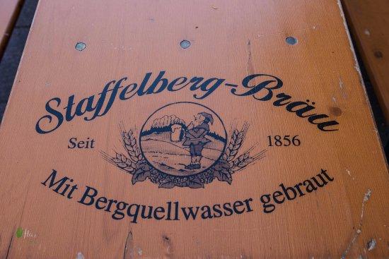 Bad Staffelstein, เยอรมนี: their own beer