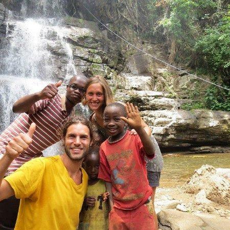 Morogoro, Tanzania: choma waterfall