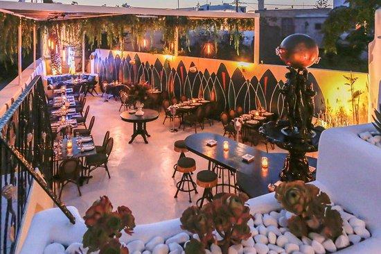 La boom mykonos ville restaurant avis num ro de - Mykonos lieux d interet ...