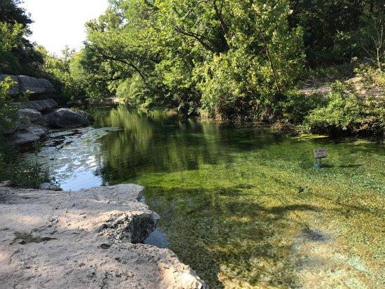 Wimberley, TX: Jacob's well 150 ft deep  30 min drive from north of San Antonio