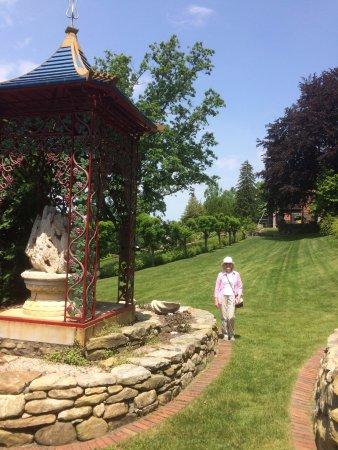 Naumkeag: Chinese Garden