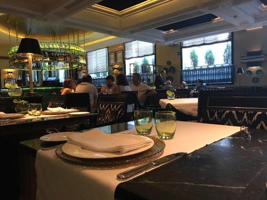 Breakfast Picture Of Gran Melia Fenix Madrid Tripadvisor