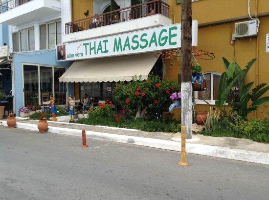 Aloe Vera Thai Massage