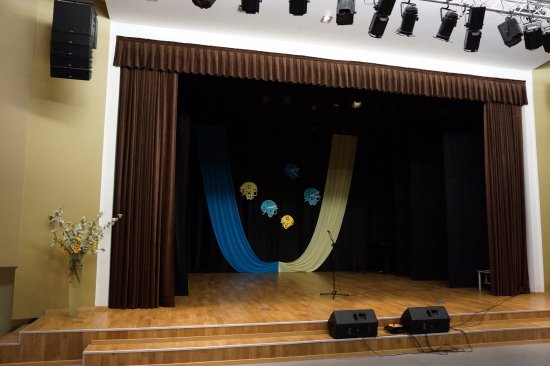 Utena County, Lithuania: Концертный зал