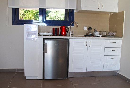 Κουζίνα,  Villa Contessa Deluxe Apartments