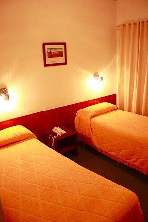 Hotel Vecchia Roma: Hotel muy como a metros del centro de mendoza! Muy recomendable!
