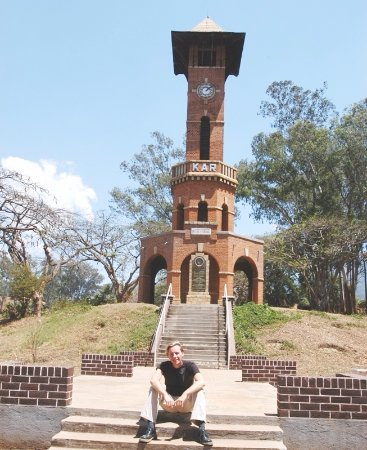 Malawi Zomba KAR War Memorial Kings African Rifles