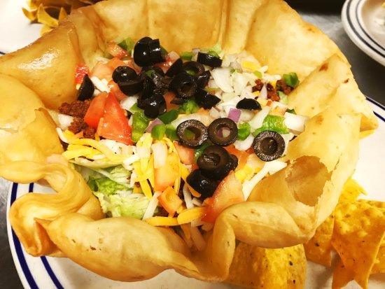 Cadillac, MI: Taco Salad