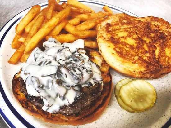 Cadillac, MI: Mushroom Burger